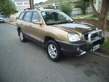 2000 Hyundai Santa Fe SM GLS Gold 4 Speed Sports Automatic Wagon Somerton Park Holdfast Bay Preview