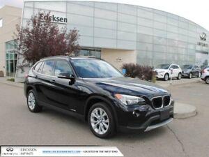 2014 BMW X1 ALL WHEEL DRIVE/HEATED SEATS/HEATED WHEEL
