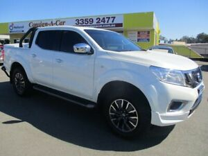 2016 Nissan Navara D23 S2 ST N-SPORT White 7 Speed Sports Automatic Utility Kedron Brisbane North East Preview