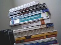 Office Administration Text books First and second year Medical