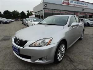 2009 Lexus IS 250 AWD NAVI BACK UP CAMERA SERVICED IN DEALER