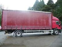2008 Iveco 18 ton sleeper cab curtainsider
