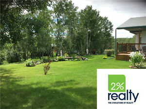 "Pine Lake - ""Picture Perfect"" Acreage - Listed By 2% Inc."