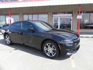2015 Dodge Charger AWD Accident Free,  Navigation (GPS),  Blueto