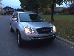 GMC Acadia 2010 8 passagers , AWD