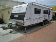 2011 Traveller Sensation 23FT Caravan Bundall Gold Coast City Preview