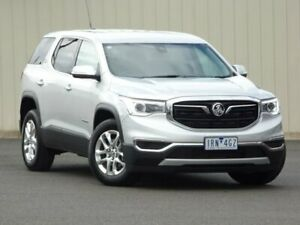 2019 Holden Acadia AC MY19 LT AWD Silver 9 Speed Sports Automatic Wagon Sunbury Hume Area Preview