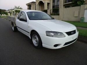 2007 Ford Falcon BF MkII XL (LPG) 4 Speed Auto Seq Sportshift Cab Chassis Sunnybank Hills Brisbane South West Preview