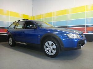 2005 Holden Adventra VZ SX6 Blue 5 Speed Automatic Wagon Wangara Wanneroo Area Preview