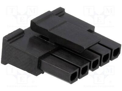 Molex 43645-0500 Micro-fit 3.0 Female Housing Receptacle Plug 5 Position