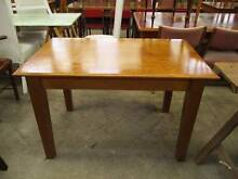 C1049 Small Timber Kitchen Dining Table Unley Unley Area Preview
