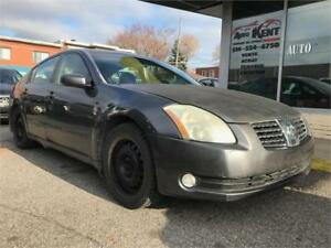 2004 Nissan Maxima    JUST  134 000 KM     LIQUIDATION  1999$