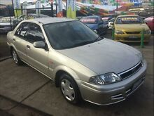2002 Ford Laser KQ LXI 4 Speed Automatic Sedan Brooklyn Brimbank Area Preview