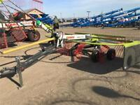 Claas Liner 370t Rotary Rake Brandon Brandon Area Preview