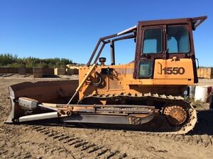 Case 1550 Crawler