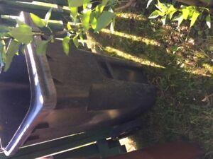 poubelle noir 240 L ou bac roulant couleur noir