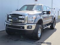 2012 LARIAT FX4 DIESEL LIFTED 4X4 CREW 1TON ONLY 39000KM!