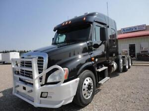 Sold 2013 Freightliner Cascadia