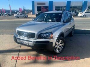 2006 Volvo XC90 P28 MY06 Lifestyle T Silver 5 Speed Sports Automatic Wagon Fyshwick South Canberra Preview