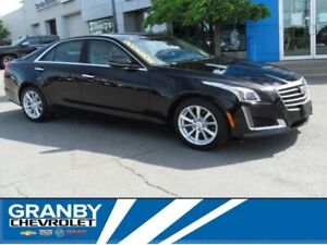 2017 Cadillac Berline CTS Traction arrire