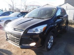 2016 Ford Escape Titanium - Leather, Sunroof, NAV, Rear Camera