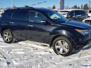 2009 Acura MDX Elite Package 4dr All-wheel Drive