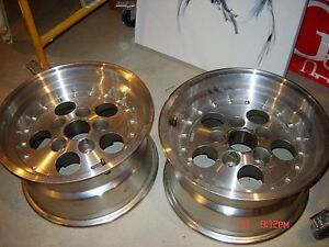 deux rims américan racing