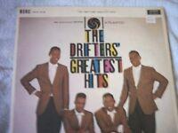 Vinyl LP The Drifters Greatest Hits London / Atlantic HA K 2318 Mono
