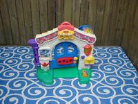 Fisher price fun house