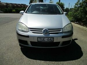 2005 Volkswagen Golf 1K 2.0 FSI Comfortline Silver 6 Speed Manual Hatchback Hoppers Crossing Wyndham Area Preview