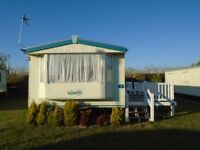 Cheap pre-owned holiday home for sale £17,000 inc Decking - Pet Friendly Site - Essex - Colchester