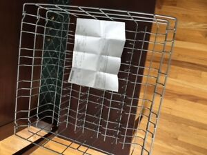 Dishwasher Top rack- new