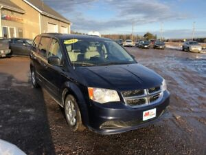 2012 Dodge Grand Caravan SE LEATHER SEATS