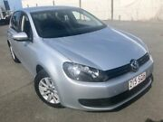 2012 Volkswagen Golf 1K MY12 90 TSI Trendline Silver 6 Speed Manual Hatchback Southport Gold Coast City Preview