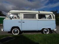 T2 Westfalia Camper Van
