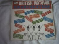 Vinyl LP British Motown Chartbusters Various Artists