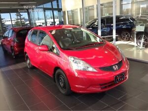 2013 Honda Fit LX/BLUETOOTH/ACCIDENT FREE/5 SPEED MANUAL