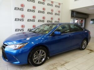 Toyota Certified 2017 Camry SE  **FREE OIL CHANGES FOR LIFE**
