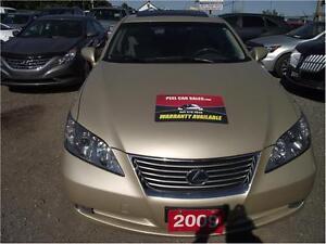 2009 Lexus ES 350*NAVI*ACCIDENT FREE*3 YRS WARRANTY INCLUDED*