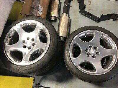 2002 Dodge Viper Rims OEM, Stock, Wheels, Polished, Dakota
