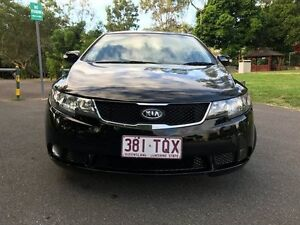 2010 Kia Cerato TD MY10 SI 4 Speed Sports Automatic Sedan Herston Brisbane North East Preview