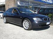 2005 BMW 740i E65 MY05 Upgrade Dark Blue 6 Speed Auto Steptronic Sedan Wangara Wanneroo Area Preview