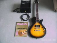 Epiphone Les Paul Guitar Package