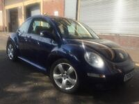 Volkswagen Beetle 2006 1.9 TDI 3 door WARRANTY, LEATHER, BARGAIN