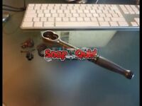 """Snap On 3/8"""" Drive Socket Wrench Ratchet - Model F710"""