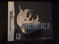 Final Fantasy 4 NDS