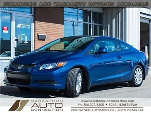 2012 Honda Civic EX Coupe ***Moonroof & Remote Start***