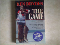 The Game by Ken Dryden (hockey book)