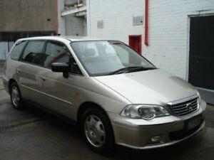 2003 Honda Odyssey 2nd Gen MY2003 Gold 4 Speed Automatic Wagon