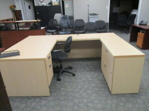 Over 100 Office Desks in Stock-Open to the Public